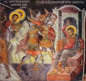 48. martiriul-sfantului-mare-mucenic-dimitrie