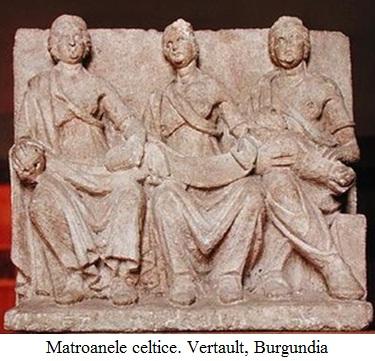12.4.2.1 Matroanele celtice. Vertault, Burgundia