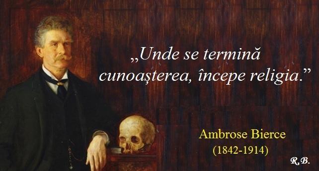 A.12.8.01 Ambrose Bierce (1842-1914)