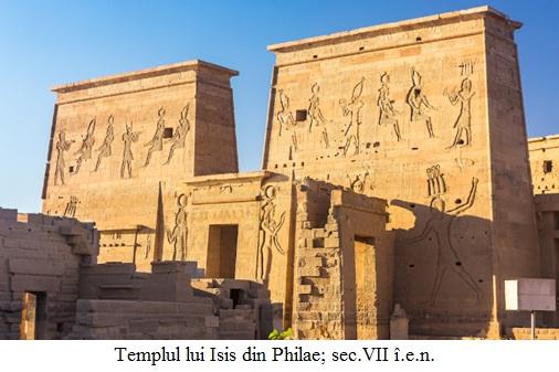 16.4.x.01 Templul lui Isis din Philae; sec.VII î.e.n.