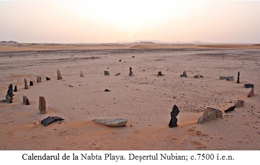 16.4.y.01 Calendarul de la Nabta Playa. Deşertul Nubian; c.7500 î.e.n. - Copy (2)