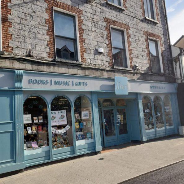 Home - Liber Bookshop Sligo