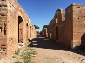 Ostia, street scene (5/7/2017)