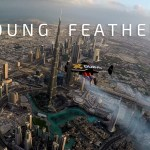 Men Fly Over Dubai In Jetpack