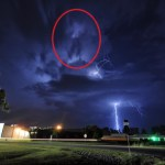 Fans Claim Michael Jackson Seen Moonwalking in Lightning Storm Clouds