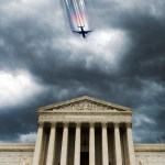 Confirmed:  Obama Ordered Homosexual Chemtrails Over Supreme Court Day Before Gay Marriage Ruling