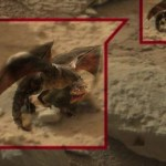 New NASA Photos Reveal Satanic Dragon Life On Mars