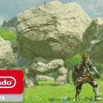 Legend of Zelda Breath of The Wild takes over E3 2016