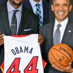 Obama Conspires with Lebron James to Suspend Draymond Green from Game Five of NBA Finals