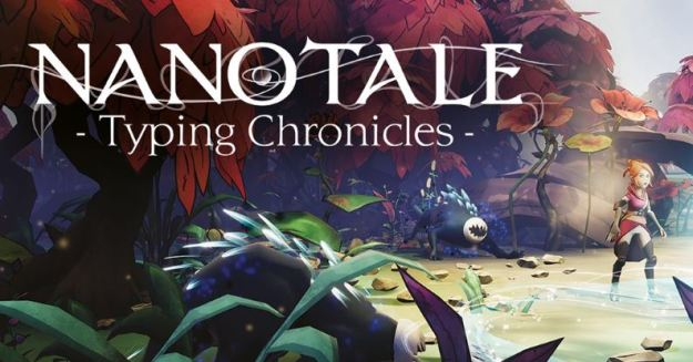 Nanotale - Typing Games