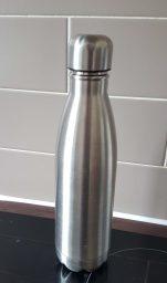 Water bottle - Reducing Single-use Plastic