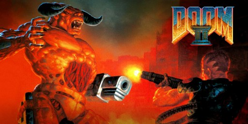 Doom II Switch