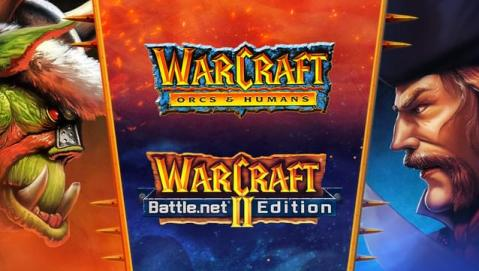 Warcraft 1 and 2