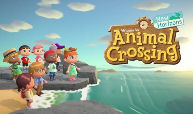 Animal Crossing - July Games