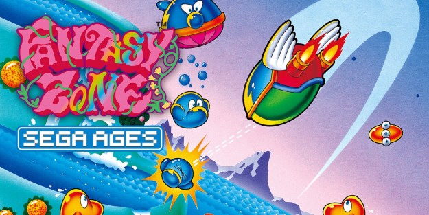 SEGA Ages Fantasy Zone - February Games