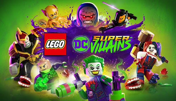 March Games - LEGO DC Super Villains