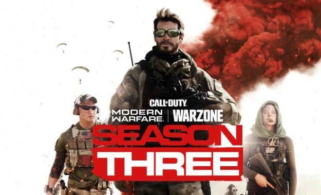 Modern Warfare - Season 3