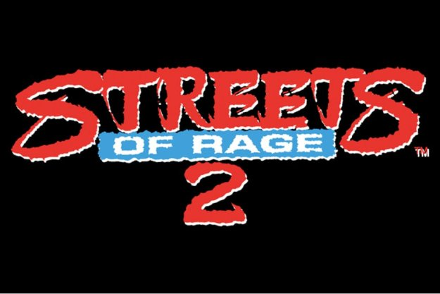 Streets of Rage 2 - Mega Drive