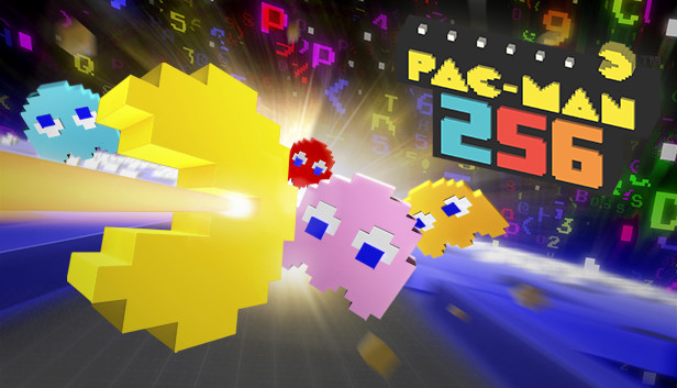 Pac-man 256 - PC