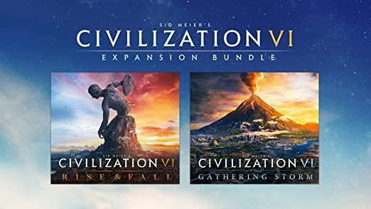 Civilization 6 Expansion Bundle - Switch