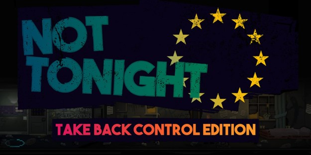 Not Tonight: Take Back Control Edition - Switch