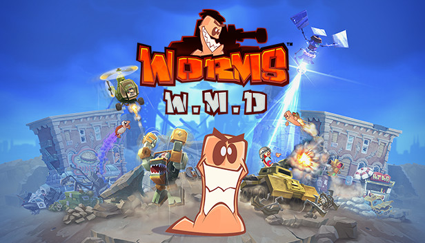 Worms W.M.D. - PS4 - September Games