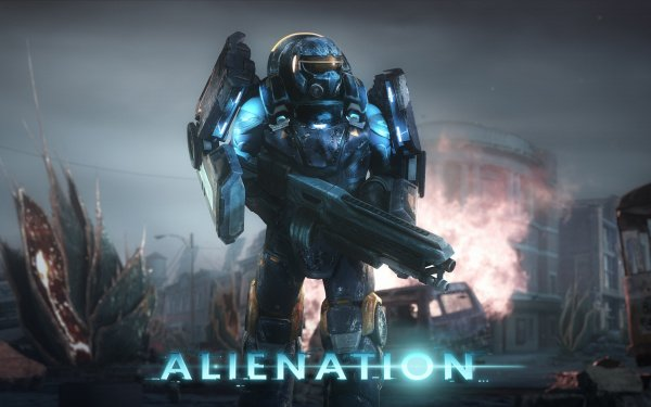 Alienation - PS4