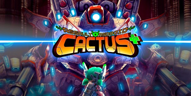 Assault Android Cactus - January Games