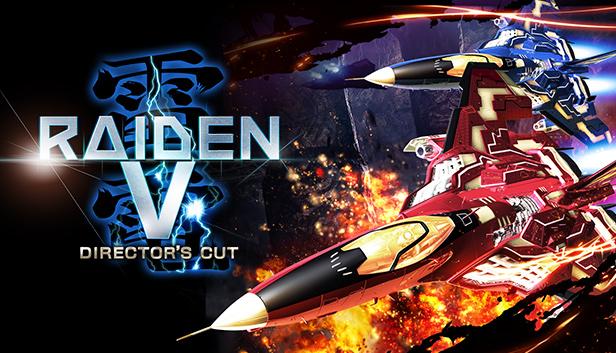 Raiden V - February Games