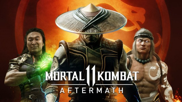 Mortal Kombat 11 Aftermath - February Games