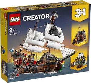 Prime Day 2021 - Pirate Lego