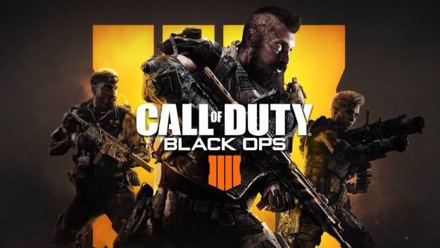 Black Ops 4 - August Games