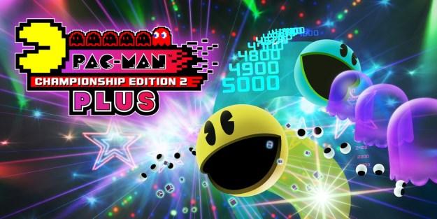 Pac-Man CE2 - September Games
