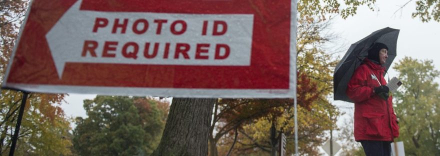 Voter-ID Laws