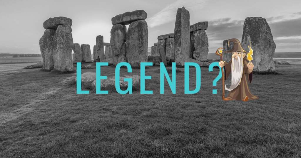Merlin's connection with Stonehenge