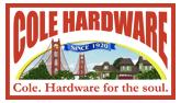 Cole Hardware San Francisco Newsletter Organizer