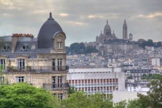 View to Sacre Coeur
