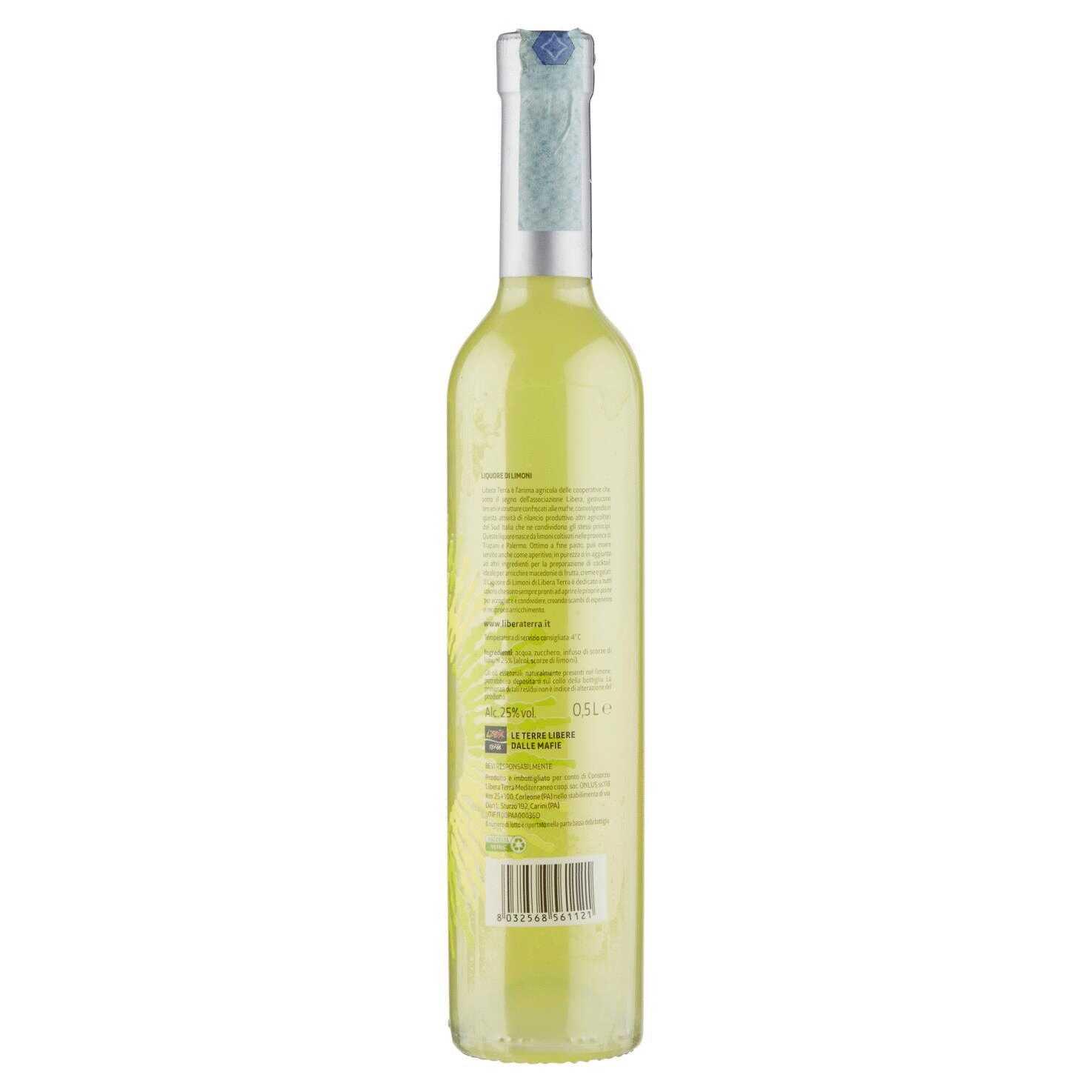 Liquore di Limoni 50cl
