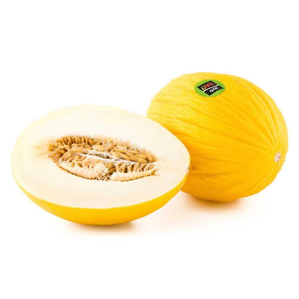 Meloni Gialli Biologici – Piccole Quantità (Cassetta da 10 kg)