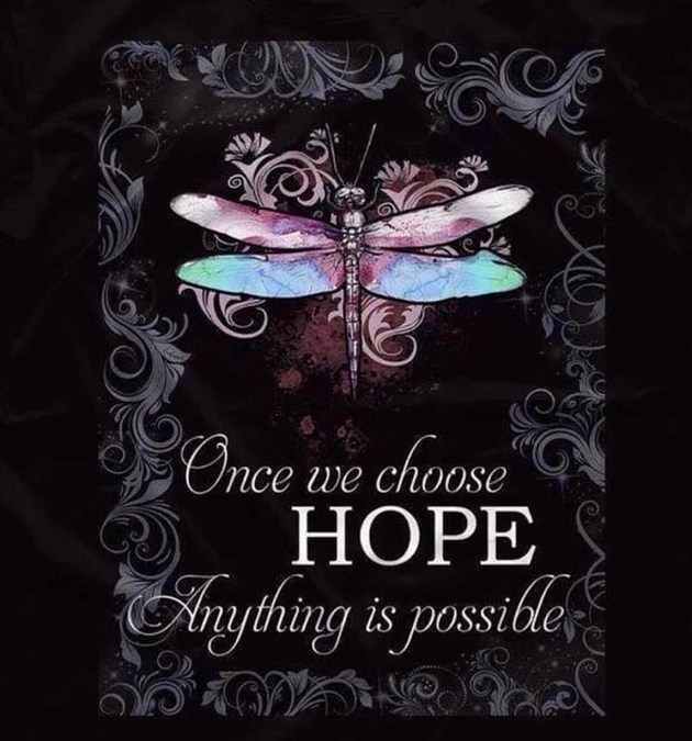 Do You Know What Happens When We Choose HOPE?