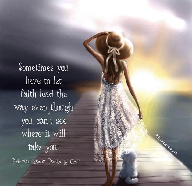 Faith – Where Does it Lead?