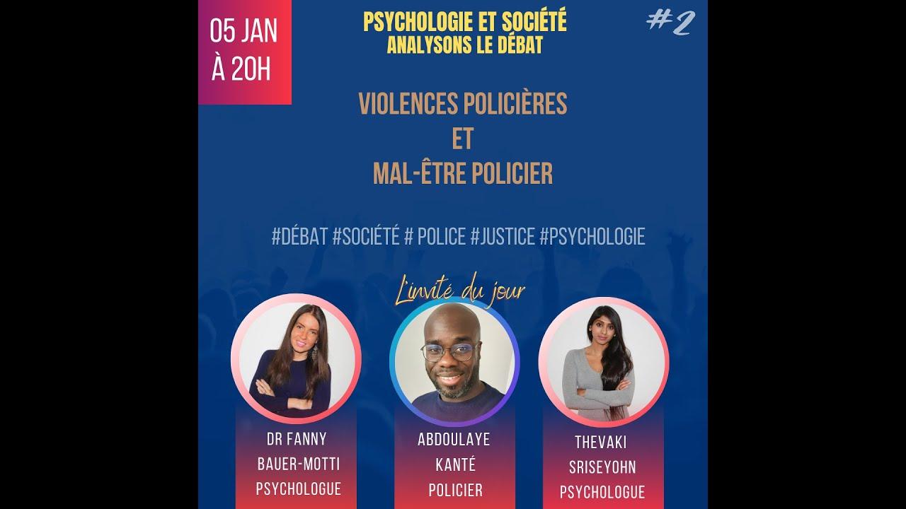 Abdoulaye Kanté | Psychologie et société, analysons le débat #2