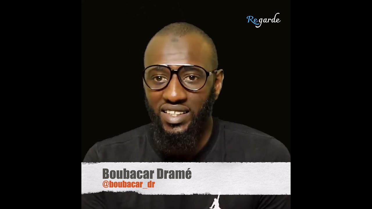 Les violences policières, Boubacar Dramé, Émission Regarde