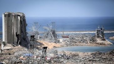 Un an après l'explosion de Beyrouth, l'OIT aide à créer une ville plus sûre