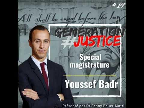 Génération justice – le juge Youssef Badr
