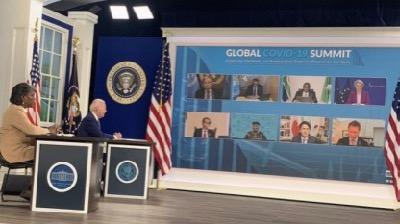 Boycott général du Sommet Global contre la Covid-19