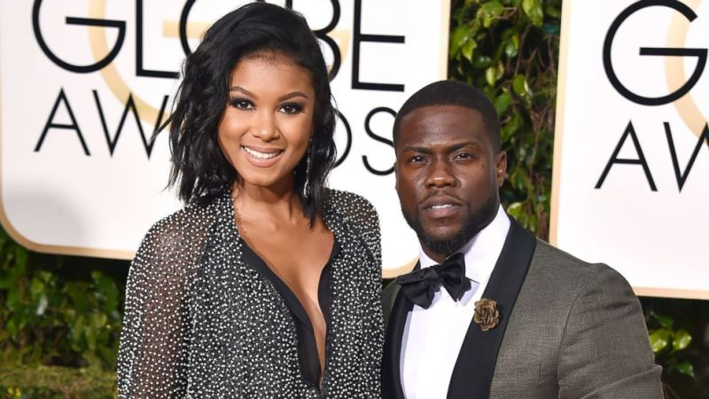 Eniko & Kevin Hart Expecting Baby Number 2
