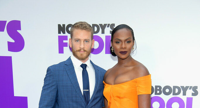 Tika Sumpter Says She Doesn't Have To Protect Spouse from Conversations on Racism