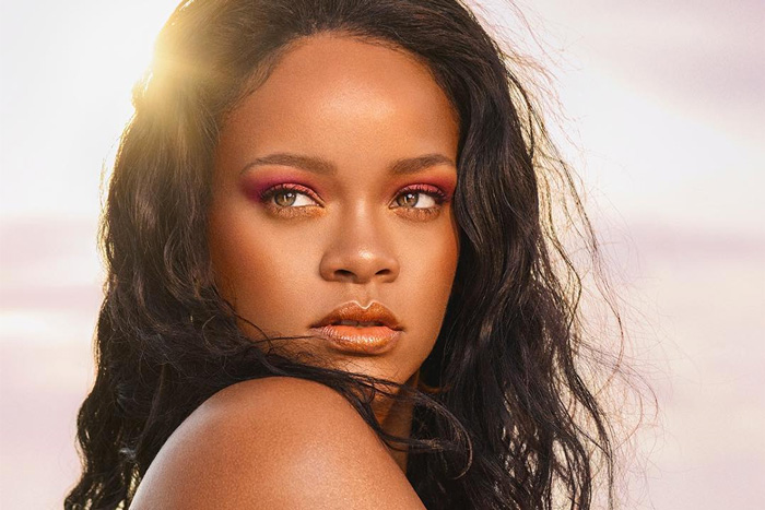 Rihanna Just Dropped The Promo Video for Fenty Skin and We're Soooo Here For It
