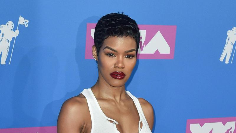 Teyana Taylor Buys Out Nail Designer Press on Nails on Blackout Tuesday